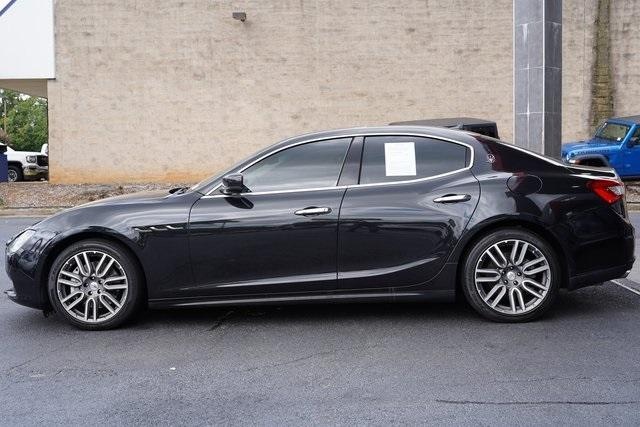 Used 2016 Maserati Ghibli Base for sale $36,991 at Gravity Autos Roswell in Roswell GA 30076 2