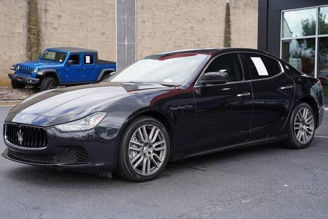 Used 2016 Maserati Ghibli Base for sale $36,991 at Gravity Autos Roswell in Roswell GA 30076 4