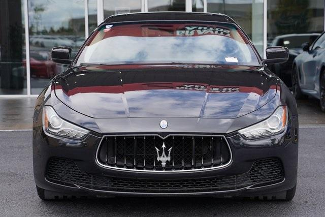Used 2016 Maserati Ghibli Base for sale $36,991 at Gravity Autos Roswell in Roswell GA 30076 5
