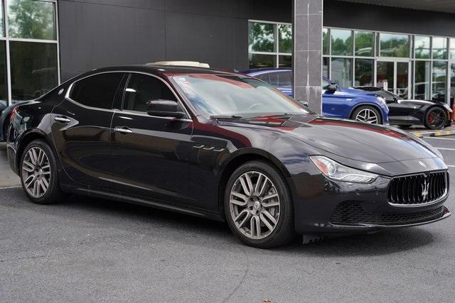 Used 2016 Maserati Ghibli Base for sale $36,991 at Gravity Autos Roswell in Roswell GA 30076 6
