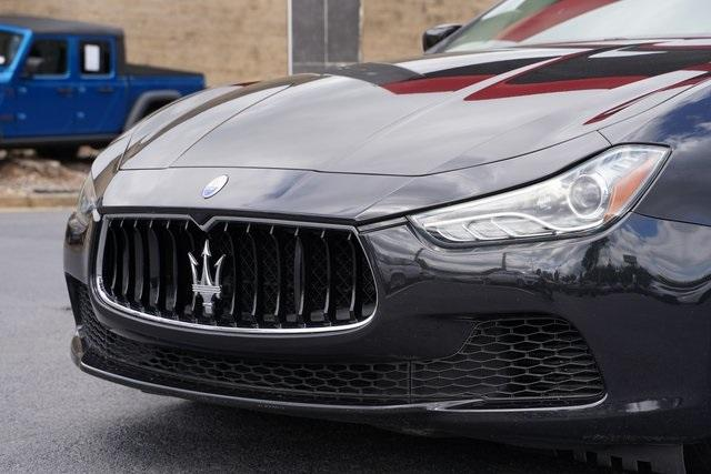 Used 2016 Maserati Ghibli Base for sale $36,991 at Gravity Autos Roswell in Roswell GA 30076 9