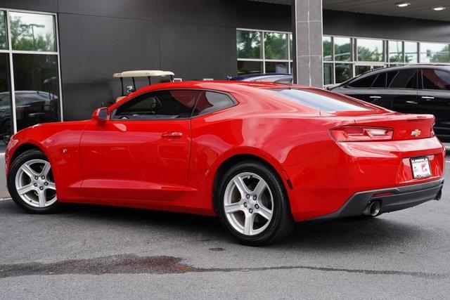 Used 2017 Chevrolet Camaro 1LT for sale $27,992 at Gravity Autos Roswell in Roswell GA 30076 10
