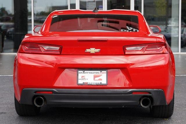 Used 2017 Chevrolet Camaro 1LT for sale $27,992 at Gravity Autos Roswell in Roswell GA 30076 11