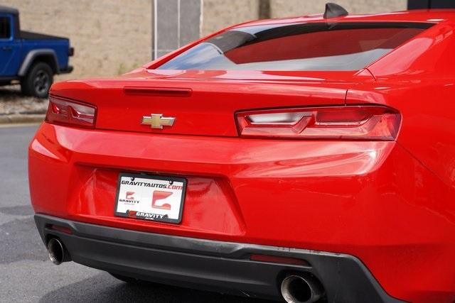 Used 2017 Chevrolet Camaro 1LT for sale $27,992 at Gravity Autos Roswell in Roswell GA 30076 13