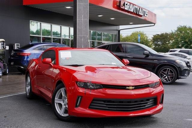 Used 2017 Chevrolet Camaro 1LT for sale $27,992 at Gravity Autos Roswell in Roswell GA 30076 2
