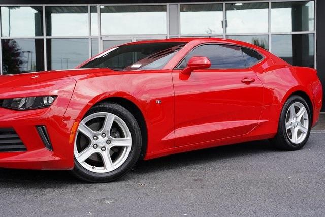 Used 2017 Chevrolet Camaro 1LT for sale $27,992 at Gravity Autos Roswell in Roswell GA 30076 3