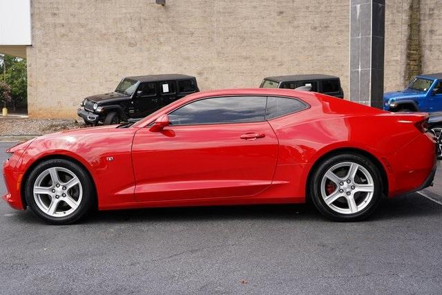 Used 2017 Chevrolet Camaro 1LT for sale $27,992 at Gravity Autos Roswell in Roswell GA 30076 4