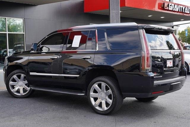 Used 2019 Cadillac Escalade Luxury for sale $60,992 at Gravity Autos Roswell in Roswell GA 30076 11