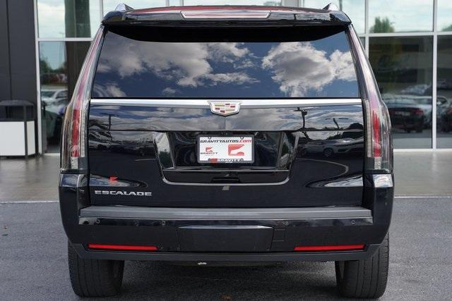 Used 2019 Cadillac Escalade Luxury for sale $60,992 at Gravity Autos Roswell in Roswell GA 30076 12