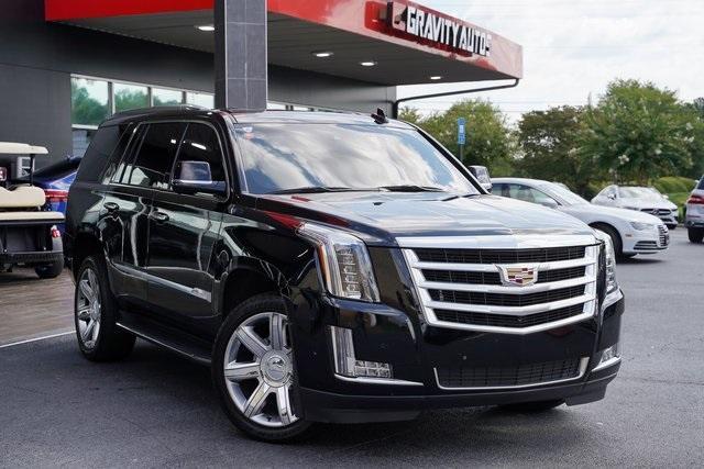 Used 2019 Cadillac Escalade Luxury for sale $60,992 at Gravity Autos Roswell in Roswell GA 30076 2