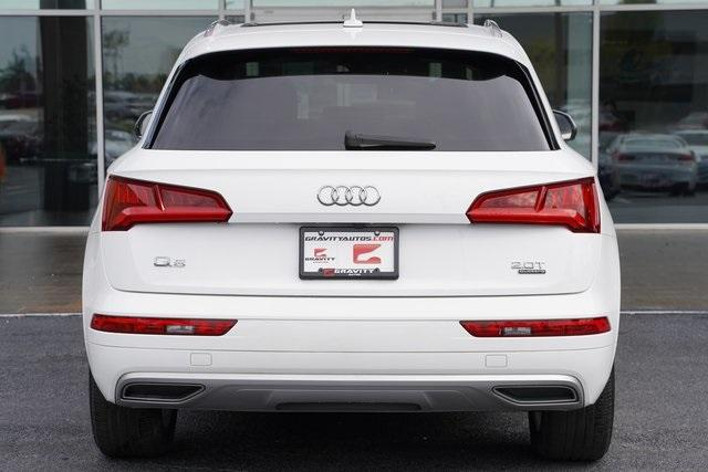 Used 2018 Audi Q5 2.0T for sale $35,991 at Gravity Autos Roswell in Roswell GA 30076 12