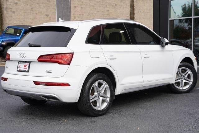 Used 2018 Audi Q5 2.0T for sale $35,991 at Gravity Autos Roswell in Roswell GA 30076 13