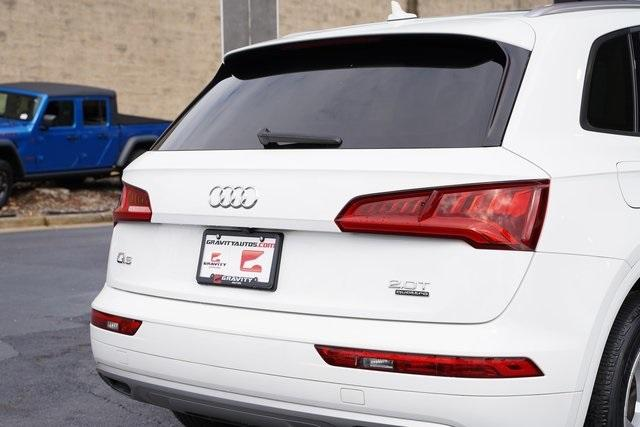 Used 2018 Audi Q5 2.0T for sale $35,991 at Gravity Autos Roswell in Roswell GA 30076 14