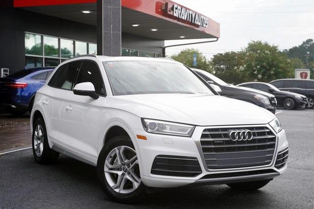 Used 2018 Audi Q5 2.0T for sale $35,991 at Gravity Autos Roswell in Roswell GA 30076 2