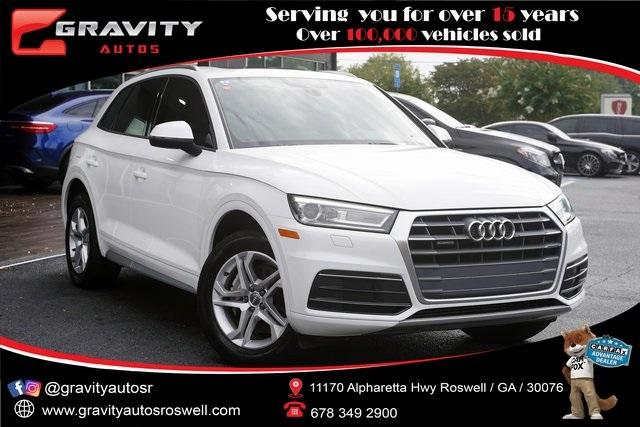 Used 2018 Audi Q5 2.0T for sale $35,991 at Gravity Autos Roswell in Roswell GA 30076 1