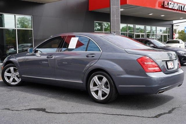 Used 2011 Mercedes-Benz S-Class S 550 for sale $21,992 at Gravity Autos Roswell in Roswell GA 30076 11