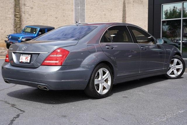 Used 2011 Mercedes-Benz S-Class S 550 for sale $21,992 at Gravity Autos Roswell in Roswell GA 30076 13