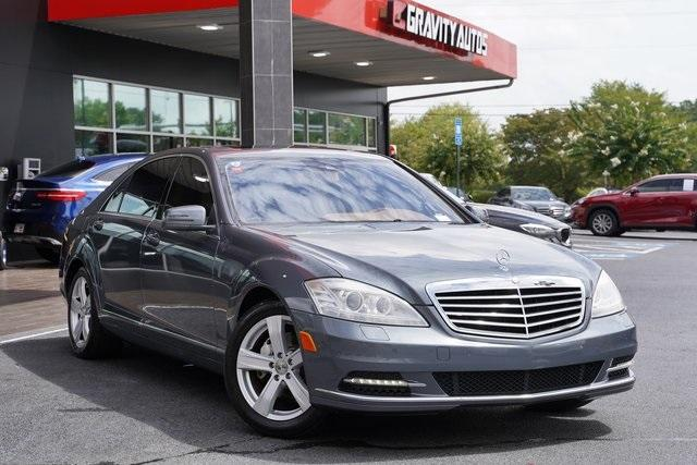 Used 2011 Mercedes-Benz S-Class S 550 for sale $21,992 at Gravity Autos Roswell in Roswell GA 30076 2