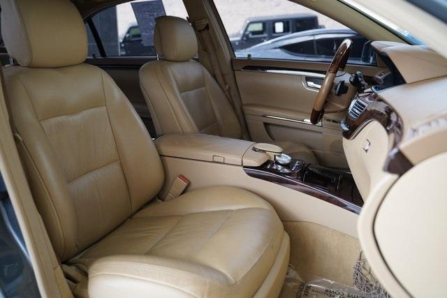 Used 2011 Mercedes-Benz S-Class S 550 for sale $21,992 at Gravity Autos Roswell in Roswell GA 30076 29