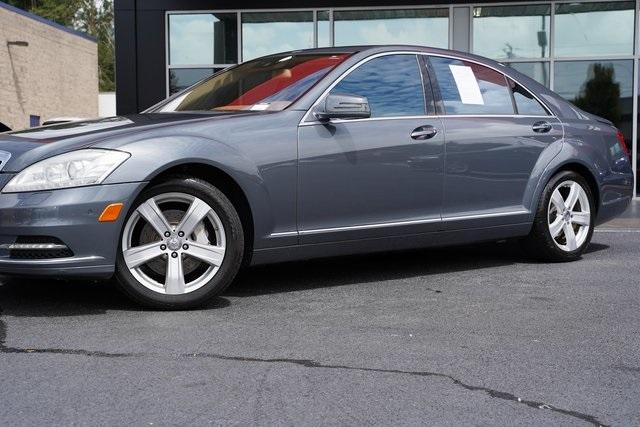 Used 2011 Mercedes-Benz S-Class S 550 for sale $21,992 at Gravity Autos Roswell in Roswell GA 30076 3