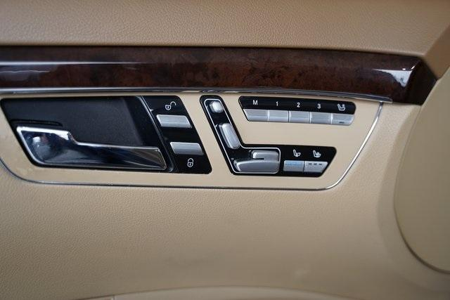 Used 2011 Mercedes-Benz S-Class S 550 for sale $21,992 at Gravity Autos Roswell in Roswell GA 30076 33