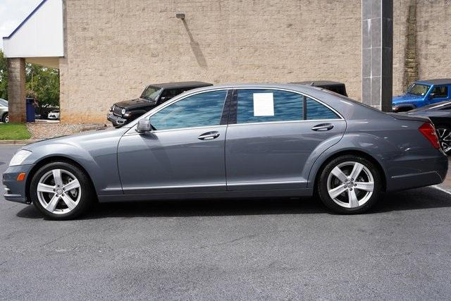 Used 2011 Mercedes-Benz S-Class S 550 for sale $21,992 at Gravity Autos Roswell in Roswell GA 30076 4