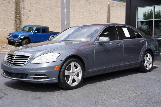 Used 2011 Mercedes-Benz S-Class S 550 for sale $21,992 at Gravity Autos Roswell in Roswell GA 30076 5
