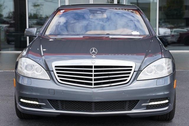 Used 2011 Mercedes-Benz S-Class S 550 for sale $21,992 at Gravity Autos Roswell in Roswell GA 30076 6