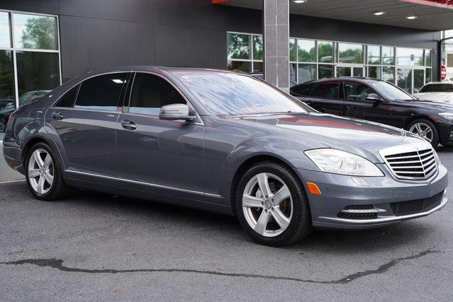 Used 2011 Mercedes-Benz S-Class S 550 for sale $21,992 at Gravity Autos Roswell in Roswell GA 30076 7