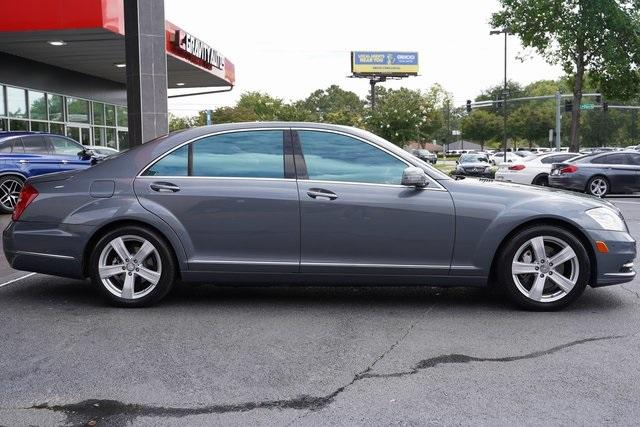 Used 2011 Mercedes-Benz S-Class S 550 for sale $21,992 at Gravity Autos Roswell in Roswell GA 30076 8