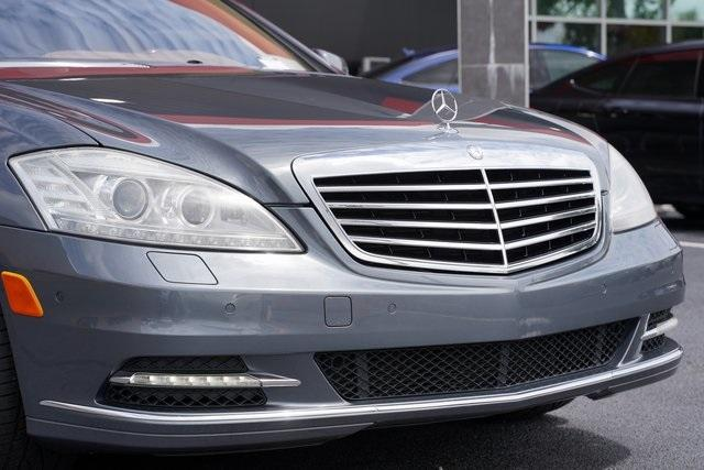 Used 2011 Mercedes-Benz S-Class S 550 for sale $21,992 at Gravity Autos Roswell in Roswell GA 30076 9