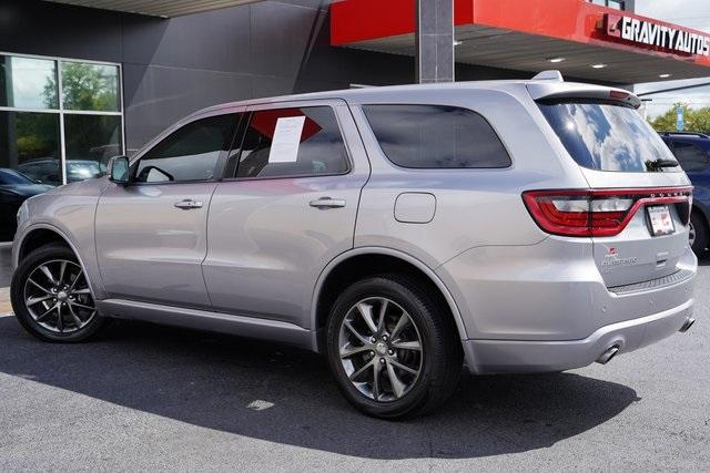 Used 2017 Dodge Durango GT for sale $27,992 at Gravity Autos Roswell in Roswell GA 30076 11