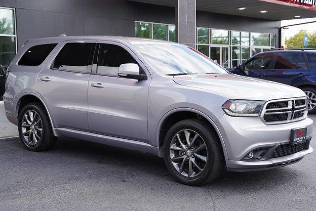 Used 2017 Dodge Durango GT for sale $27,992 at Gravity Autos Roswell in Roswell GA 30076 7