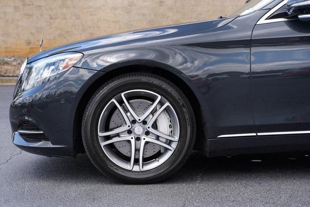 Used 2016 Mercedes-Benz S-Class S 550 for sale $53,991 at Gravity Autos Roswell in Roswell GA 30076 10