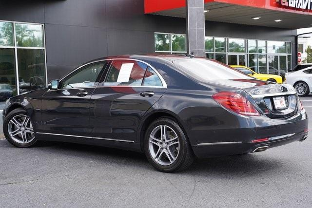 Used 2016 Mercedes-Benz S-Class S 550 for sale $53,991 at Gravity Autos Roswell in Roswell GA 30076 11