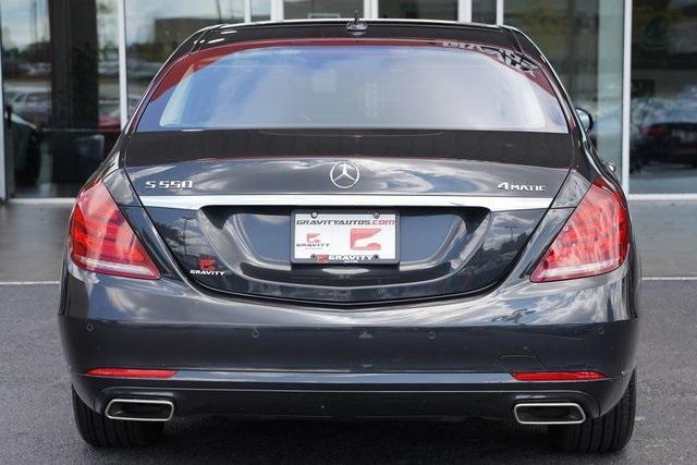 Used 2016 Mercedes-Benz S-Class S 550 for sale $53,991 at Gravity Autos Roswell in Roswell GA 30076 12