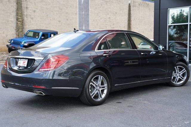 Used 2016 Mercedes-Benz S-Class S 550 for sale $53,991 at Gravity Autos Roswell in Roswell GA 30076 13