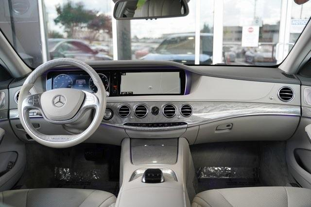 Used 2016 Mercedes-Benz S-Class S 550 for sale $53,991 at Gravity Autos Roswell in Roswell GA 30076 15