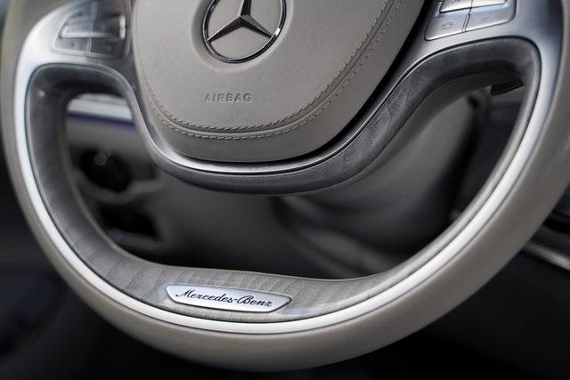 Used 2016 Mercedes-Benz S-Class S 550 for sale $53,991 at Gravity Autos Roswell in Roswell GA 30076 19