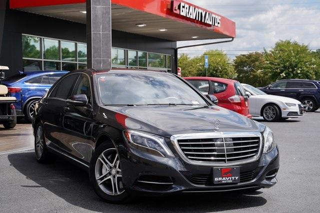 Used 2016 Mercedes-Benz S-Class S 550 for sale $53,991 at Gravity Autos Roswell in Roswell GA 30076 2