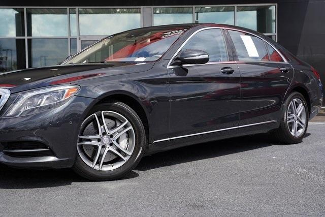 Used 2016 Mercedes-Benz S-Class S 550 for sale $53,991 at Gravity Autos Roswell in Roswell GA 30076 3