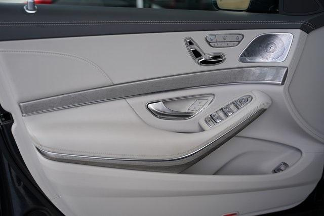 Used 2016 Mercedes-Benz S-Class S 550 for sale $53,991 at Gravity Autos Roswell in Roswell GA 30076 33