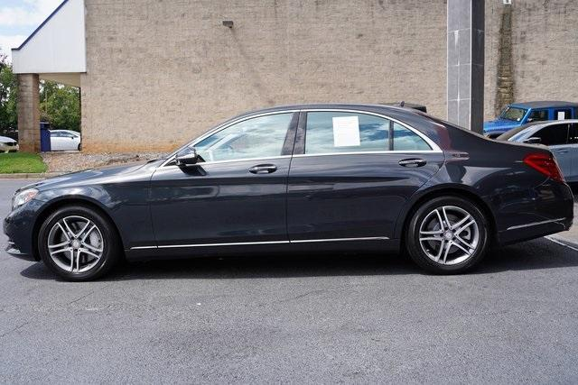 Used 2016 Mercedes-Benz S-Class S 550 for sale $53,991 at Gravity Autos Roswell in Roswell GA 30076 4