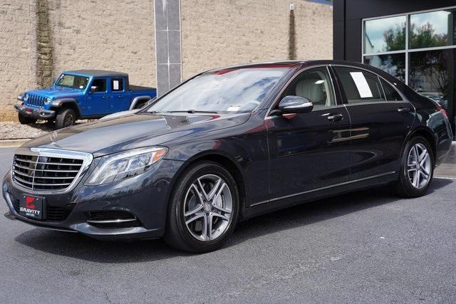Used 2016 Mercedes-Benz S-Class S 550 for sale $53,991 at Gravity Autos Roswell in Roswell GA 30076 5
