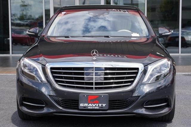 Used 2016 Mercedes-Benz S-Class S 550 for sale $53,991 at Gravity Autos Roswell in Roswell GA 30076 6