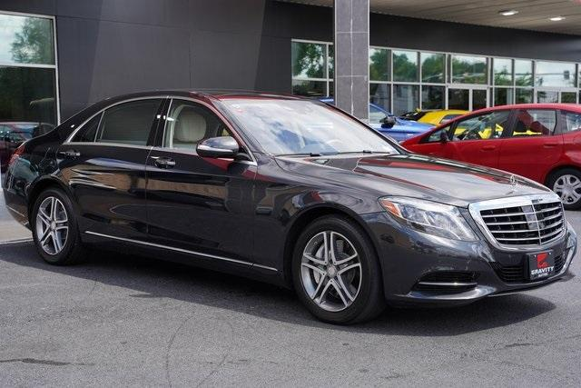 Used 2016 Mercedes-Benz S-Class S 550 for sale $53,991 at Gravity Autos Roswell in Roswell GA 30076 7