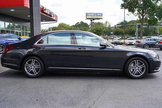 Used 2016 Mercedes-Benz S-Class S 550 for sale $53,991 at Gravity Autos Roswell in Roswell GA 30076 8