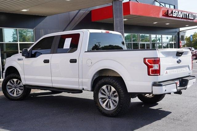 Used 2018 Ford F-150 XL for sale $37,992 at Gravity Autos Roswell in Roswell GA 30076 12