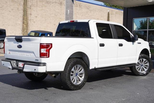 Used 2018 Ford F-150 XL for sale $37,992 at Gravity Autos Roswell in Roswell GA 30076 14