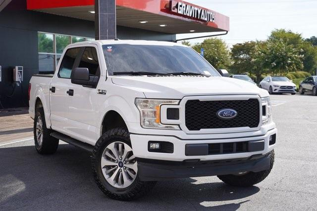 Used 2018 Ford F-150 XL for sale $37,992 at Gravity Autos Roswell in Roswell GA 30076 2